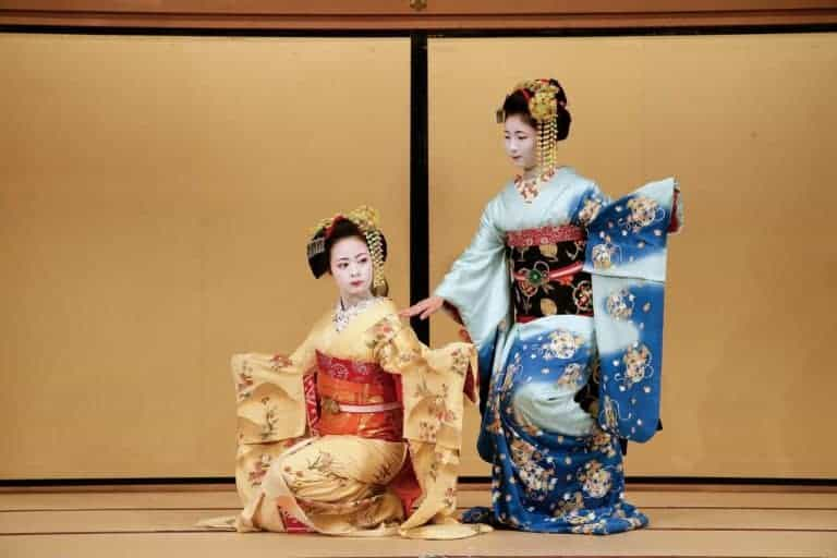 A Sampling of Entertainment – Gion Corner, Kyoto, Japan