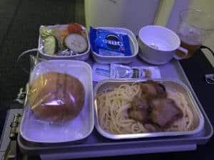 AirChina Meal 1