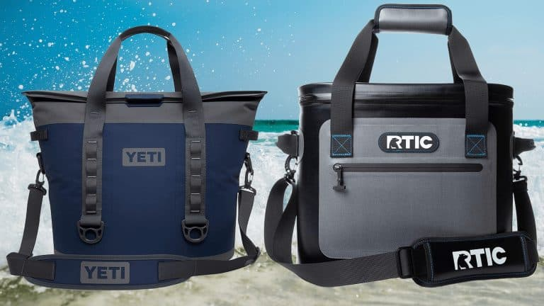 RTIC Soft Pack 40 vs Yeti M30 Review