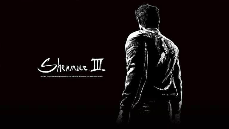 Shenmue 3 is a Historic Failure